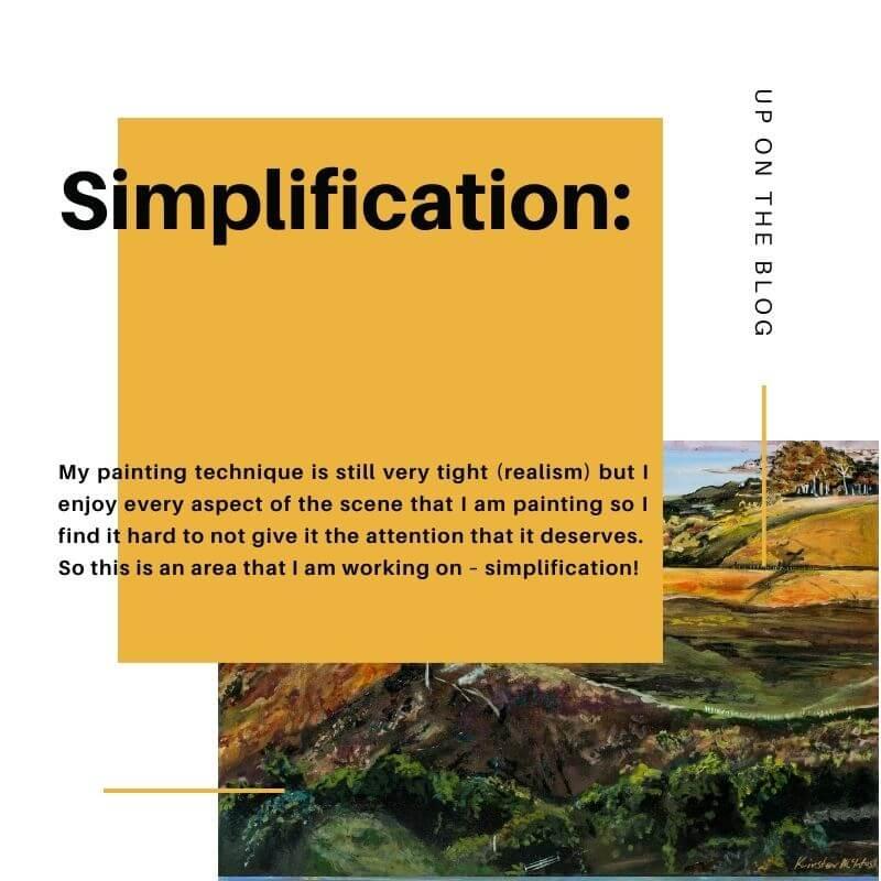Blog post header for Simplification