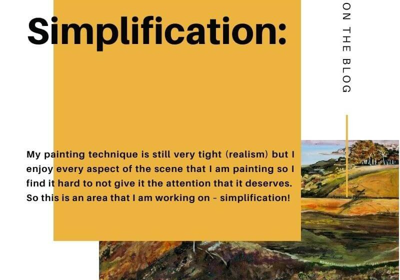 Blog post header for Simplification